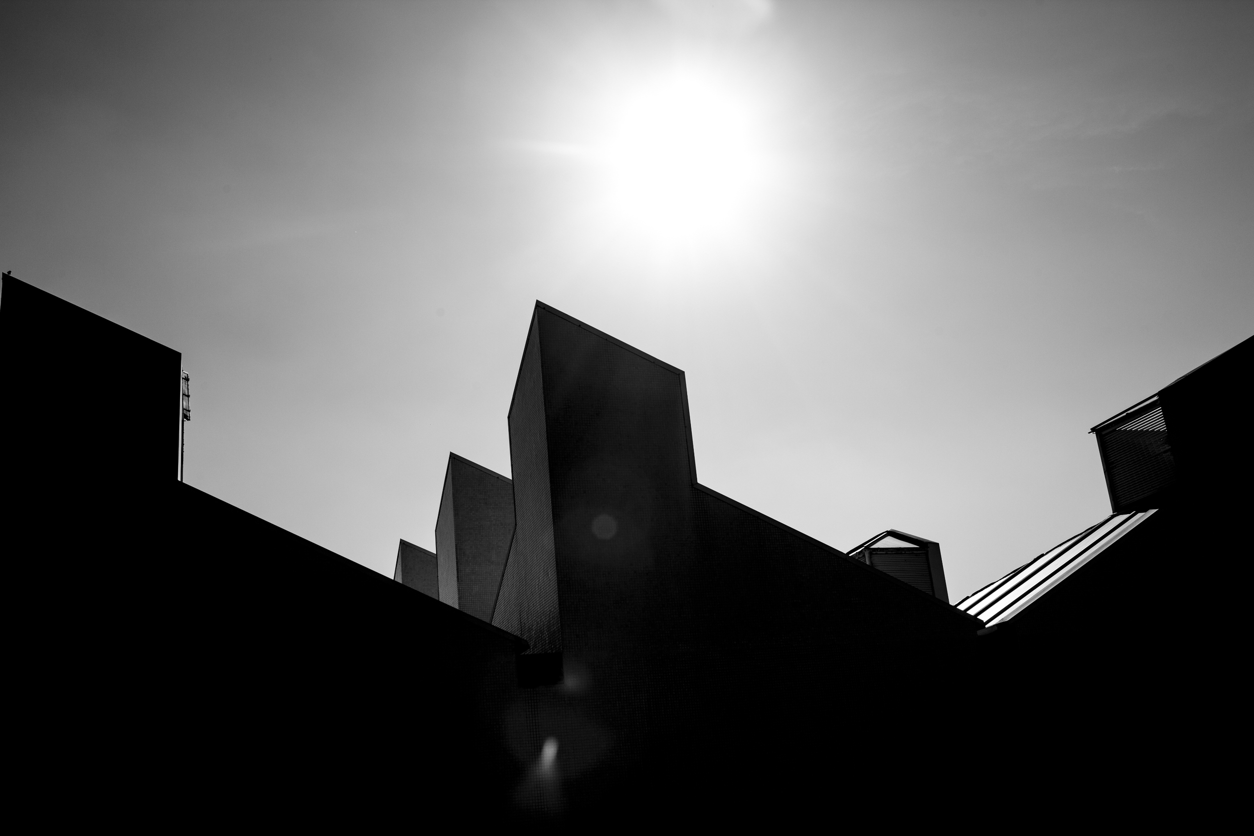 Nomen Nescio: Architectural location shoot, Barcelona. Photo by Federico Cabrera.