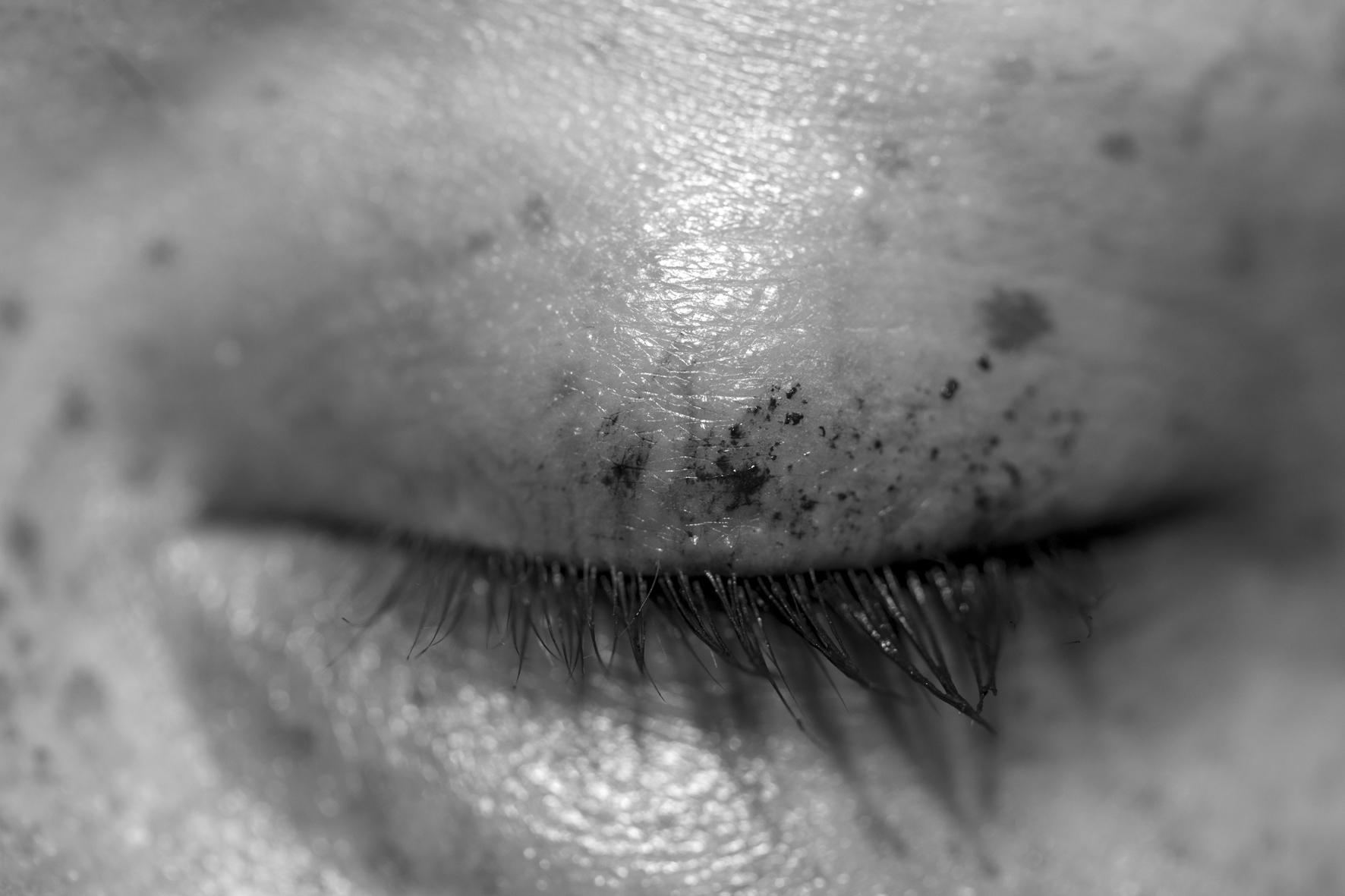 Marko Vuorinen: Until My Heart Bursts #2, 2014. ProSec, 750x500mm.
