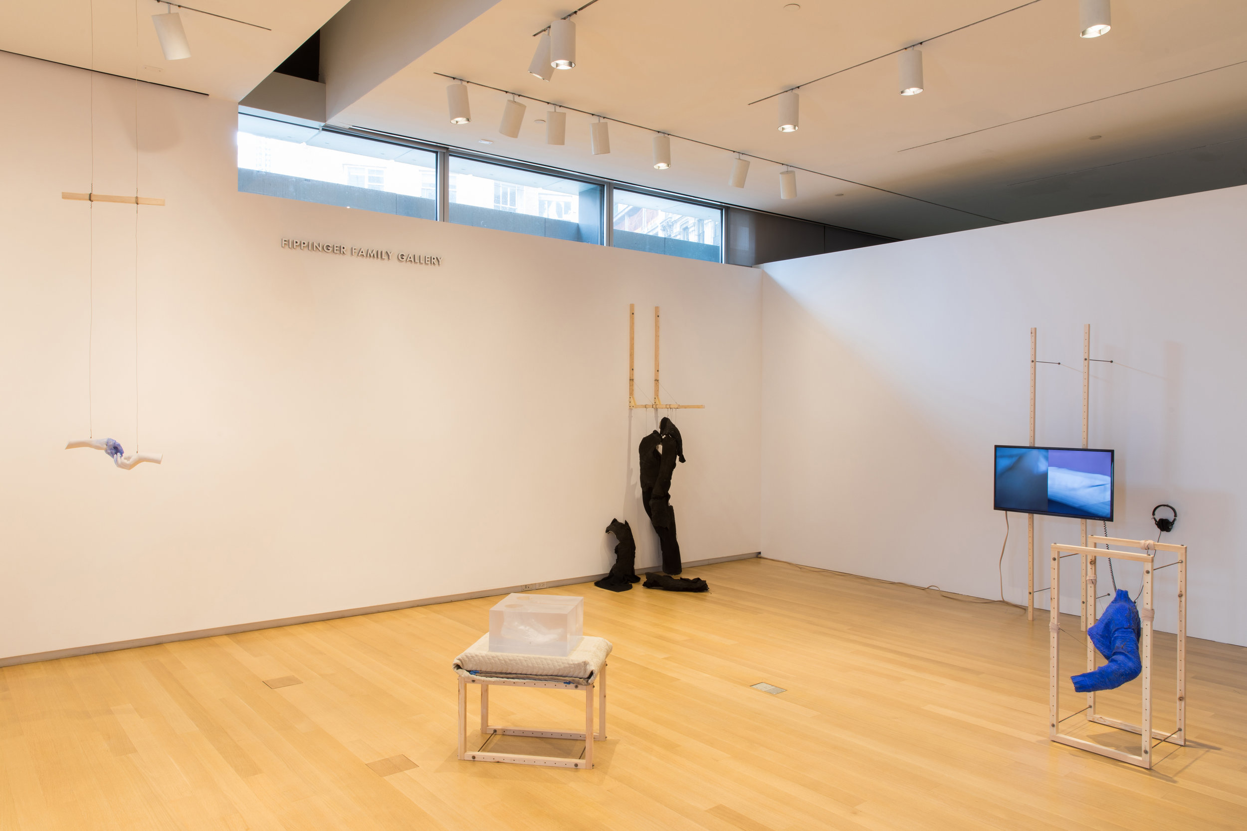 ensæmble, INSIDE, site-specific installation, 2017