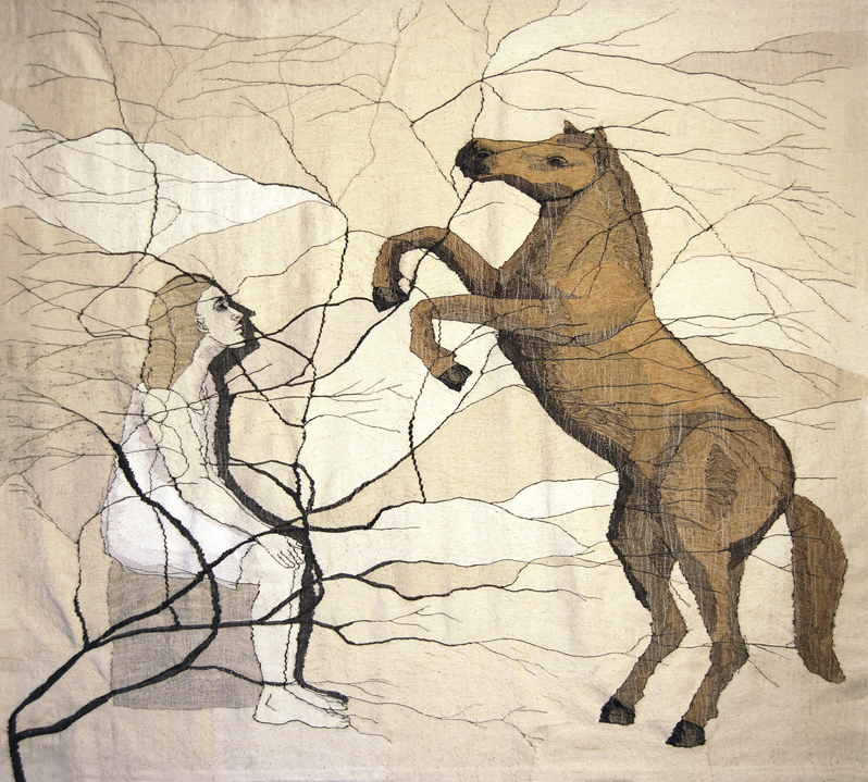 Aino Kajaniemi,  In a Connection , 2014.