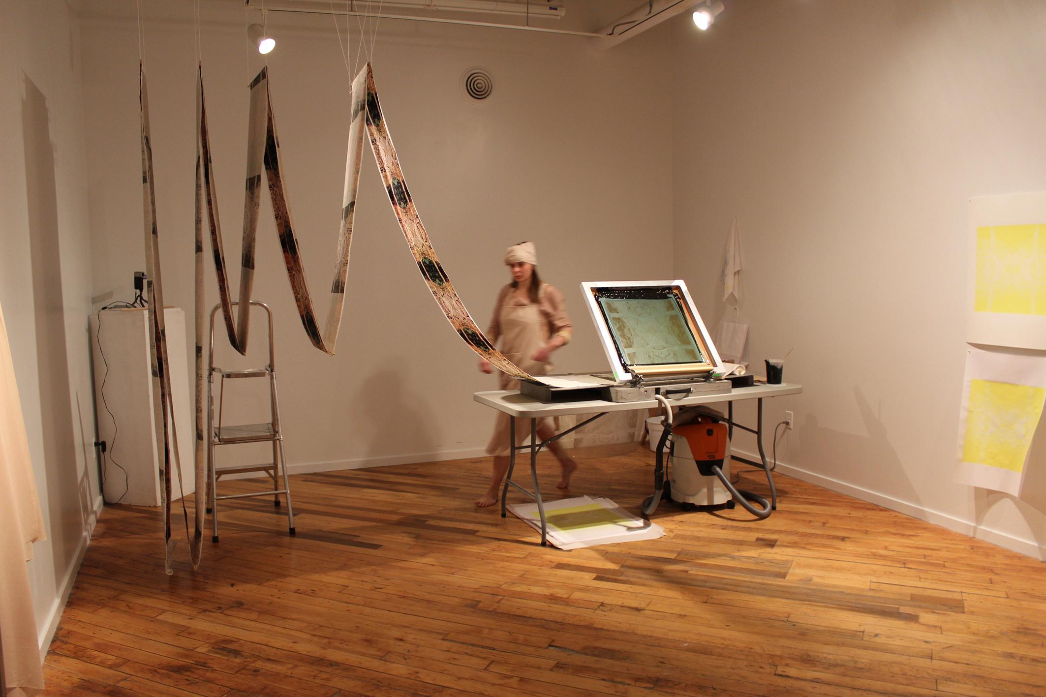 Sirkku Ketola, A Body Called Paula , 2017. Photo: Open Studio, Toronto.