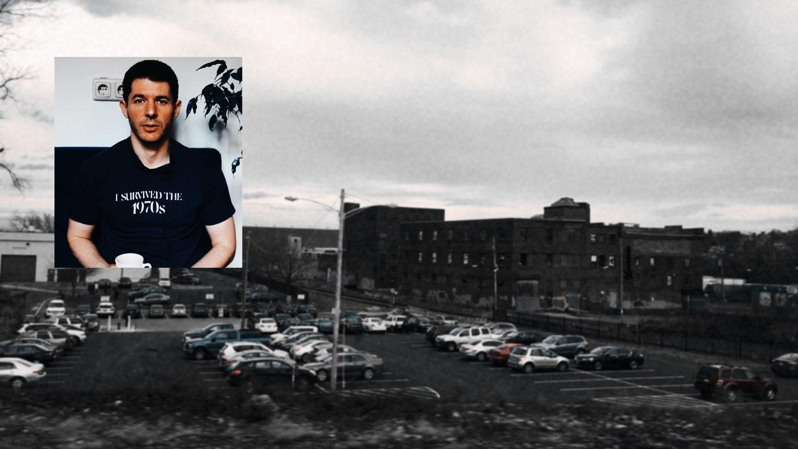 Jaakko Pallasvuo,  Filter , 2017, still from a video.