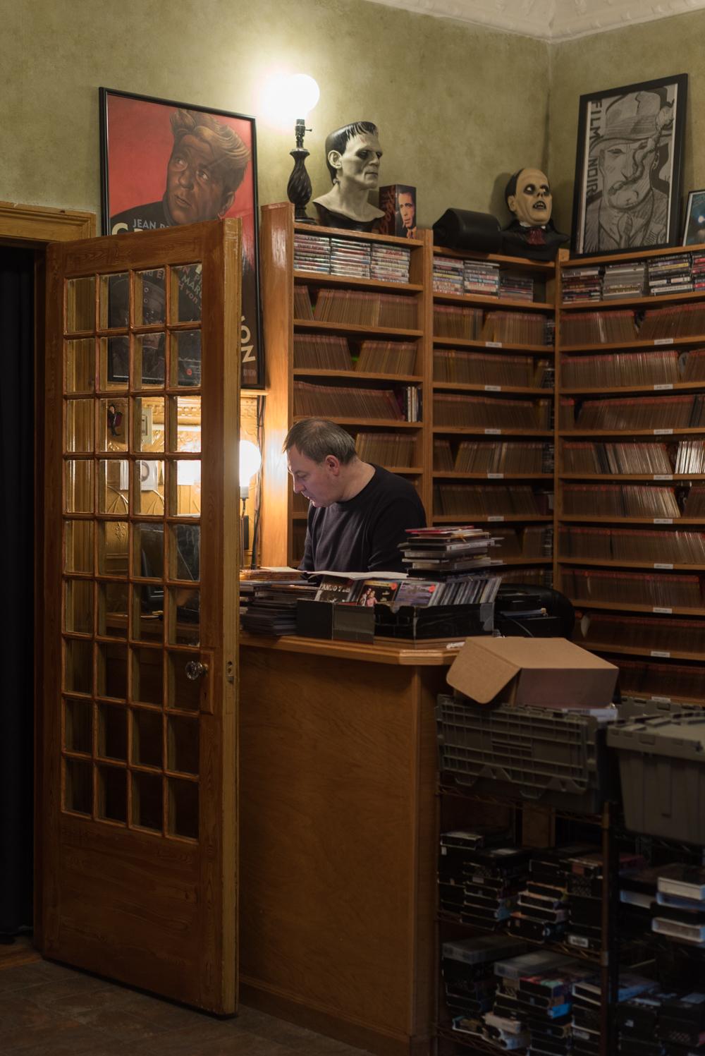 Will Malitek has been running Film Noir Cinema for over 15 years.