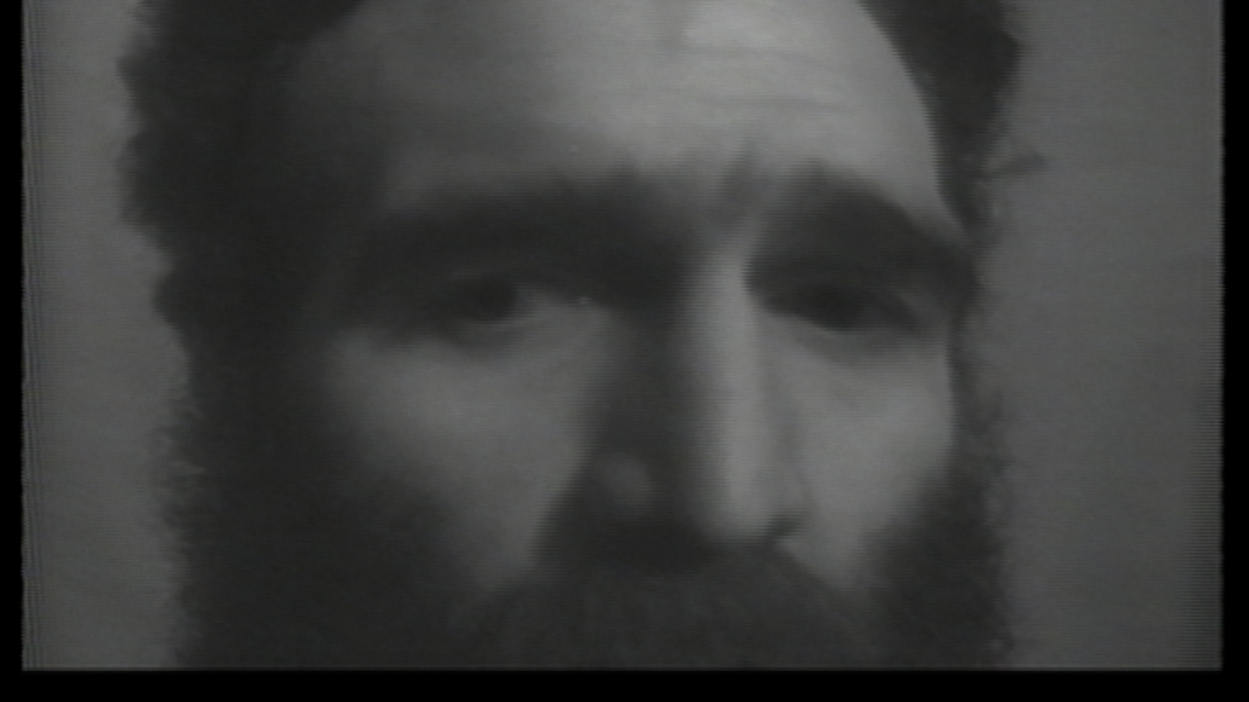 Paul Ryan,  Video Wake For My Father , still from a video,1972. Courtesy of The ZKM | Center for Art and Media.