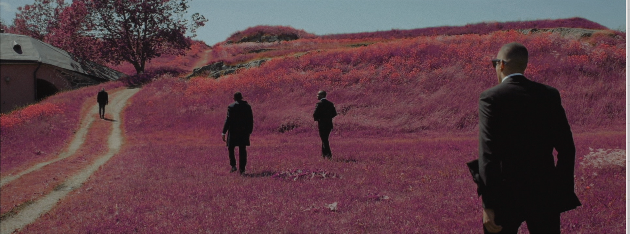 Still from  Levels (Stream Fast, Die Young)  by Gracias. Directed by Ezra Gould.