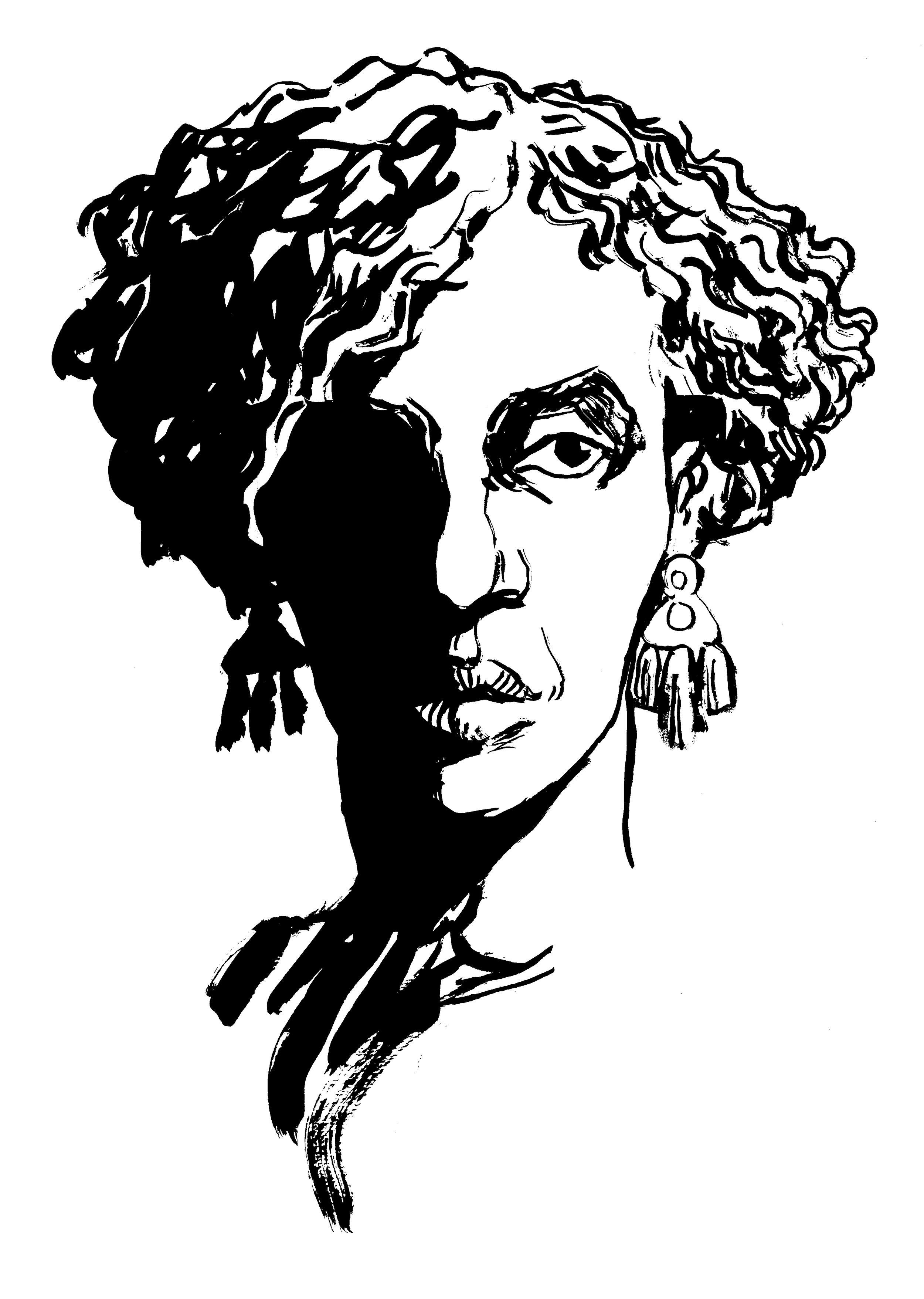 Ella Varvio, untitled illustration, 2018