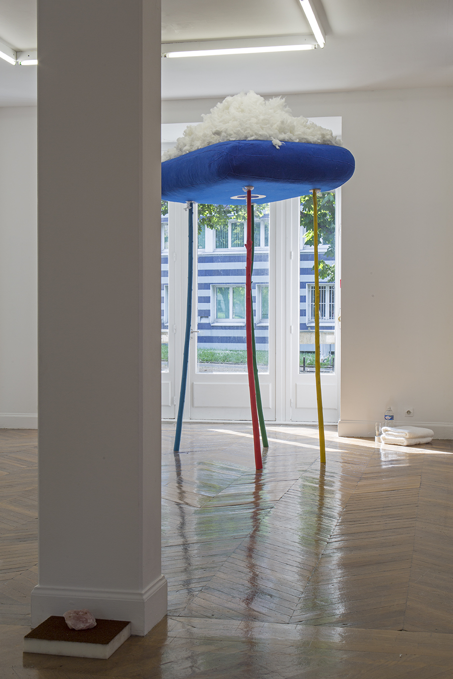 Only the Lonely , La Galerie, Paris, 2015. Photo: Cédrick Eymenier.