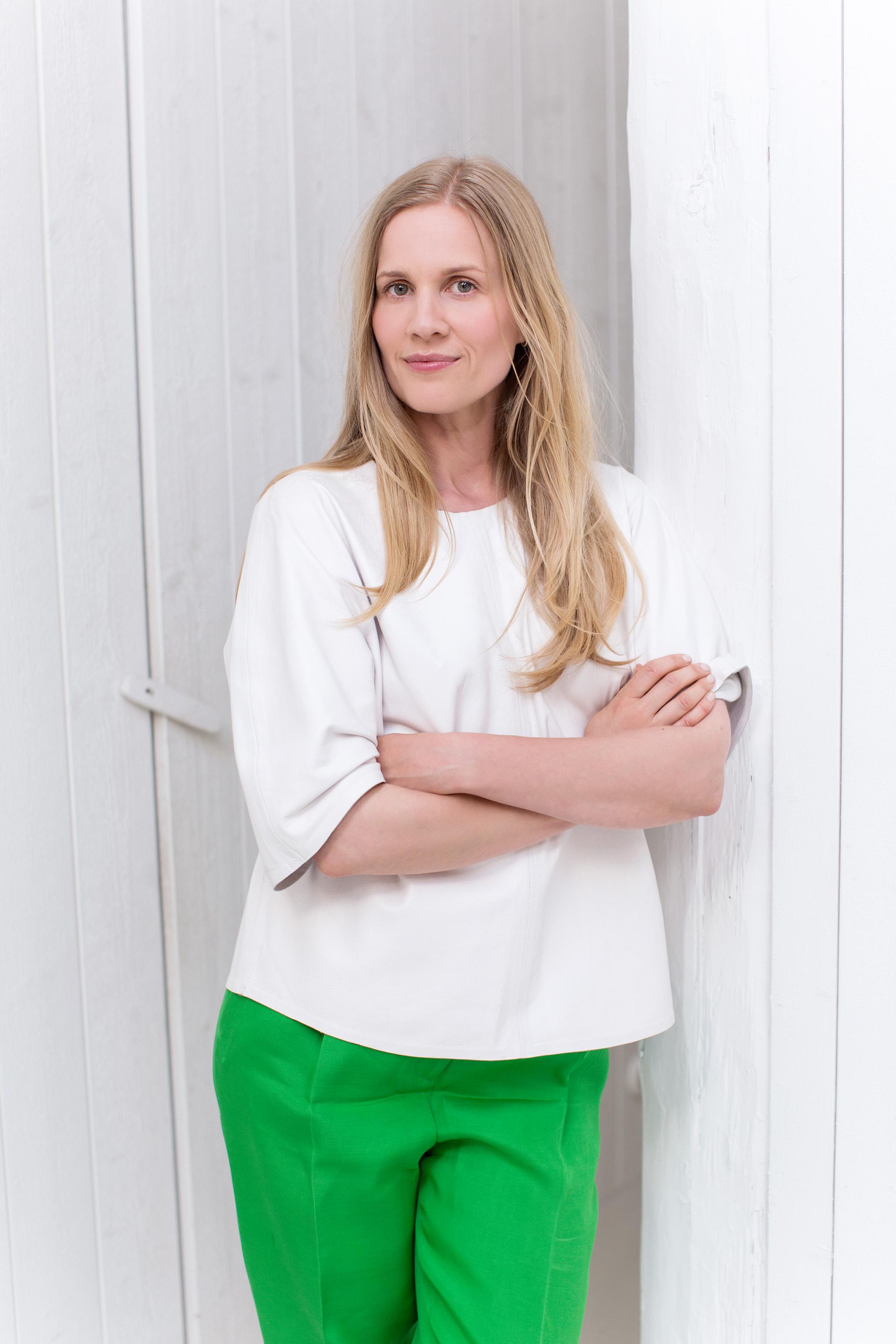 Linda Bergroth. Image: Paavo Lehtonen.
