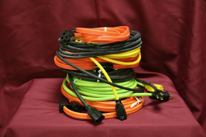Item #7: Cord-Sets Inc Pack