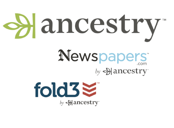 Item #21: Ancestry.com Gift Pack