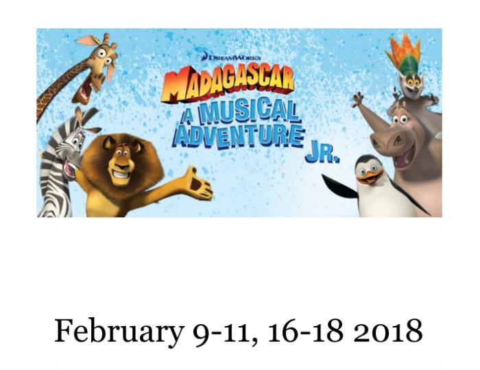 Item #14: 'Madagascar' tickets