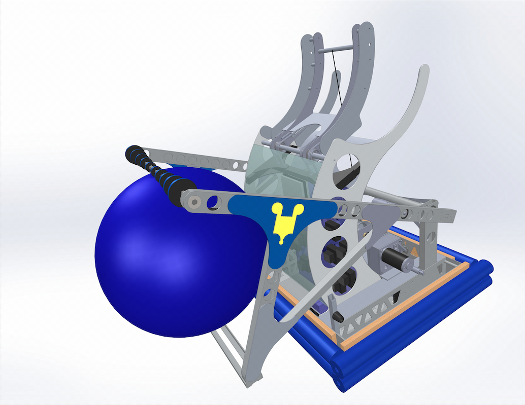 Atlas in its final CAD model.