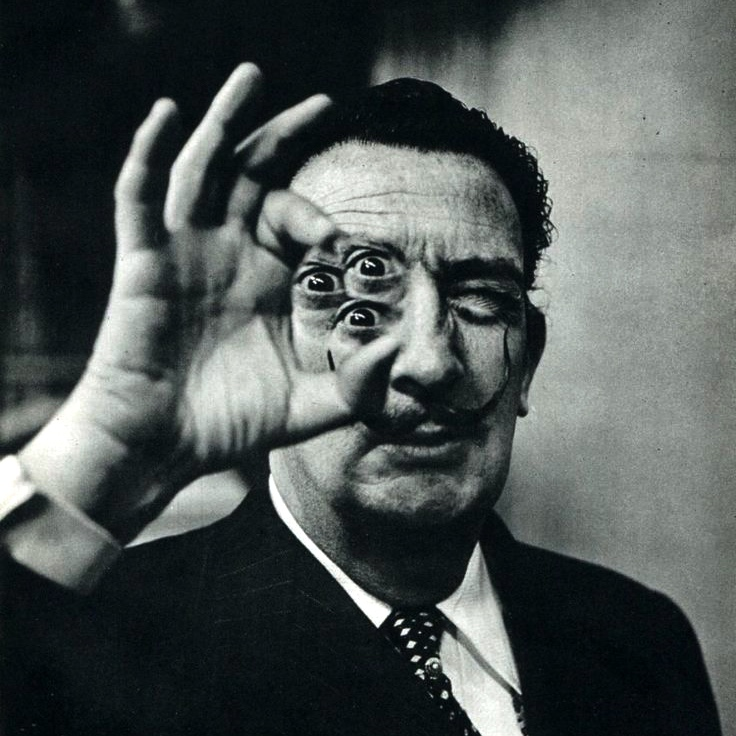 Salvador Dali agrees.