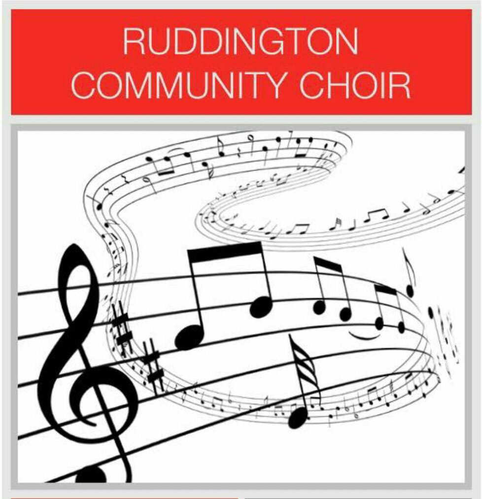 Community choir logo