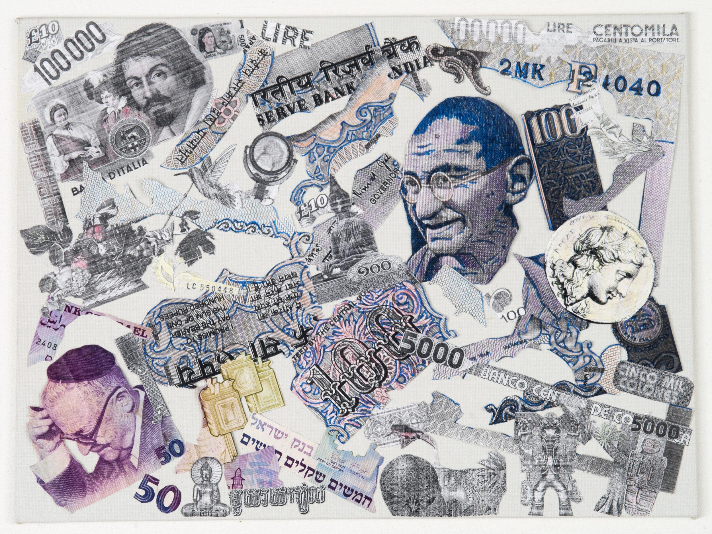 Mixed-Up Currencies No. 1