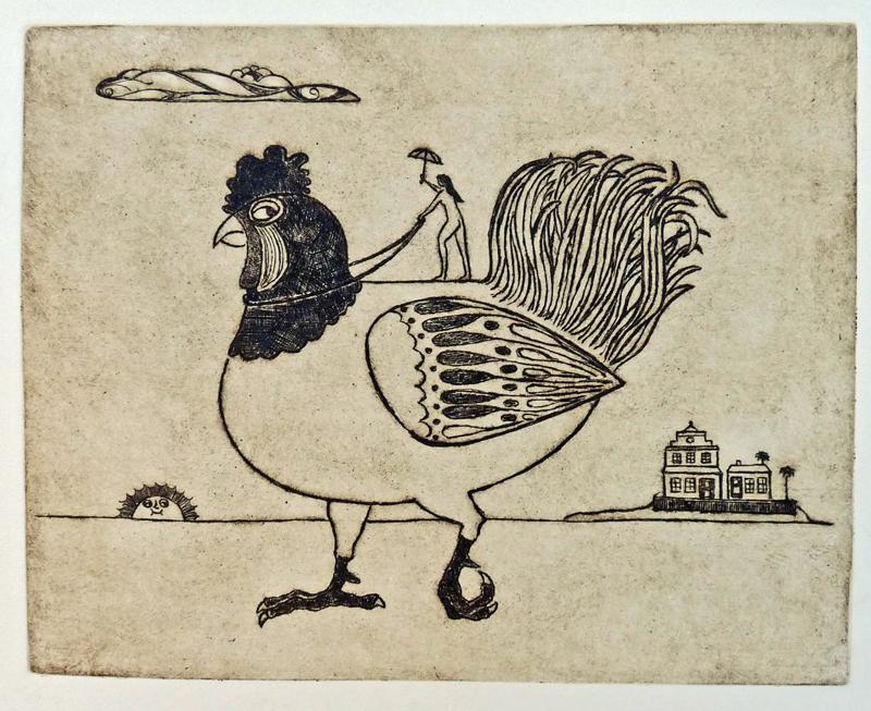 Cock O' The Key , Bonnie Burkee