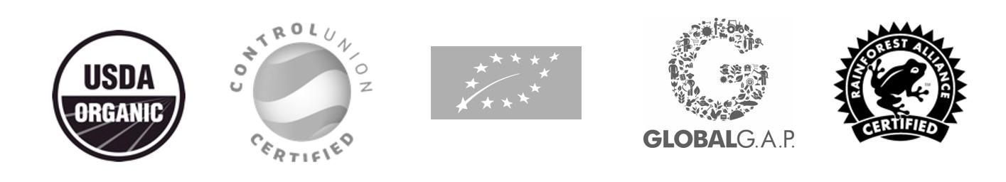 International Certifications TOG