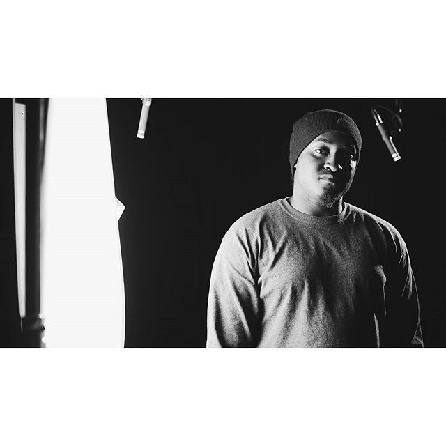 Lighting is my favorite part of video. #kinoflo #softlight #a7sii #58mm #minolta #vsco #sony #blackandwhite #bw