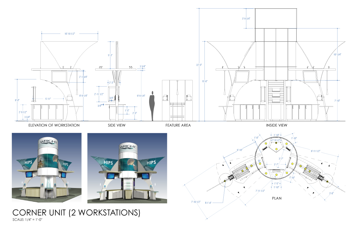 CAD Drawings and Fabrication
