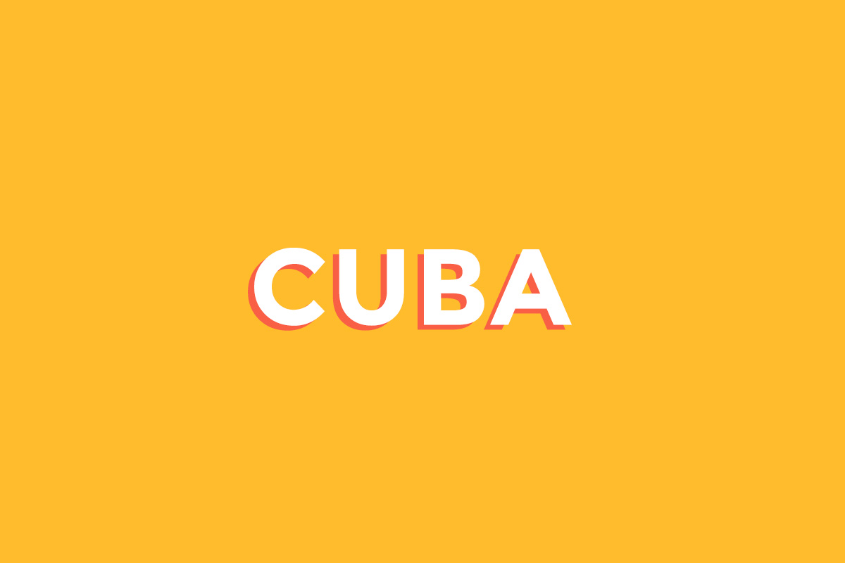 Immersive group travel to Cuba 2018