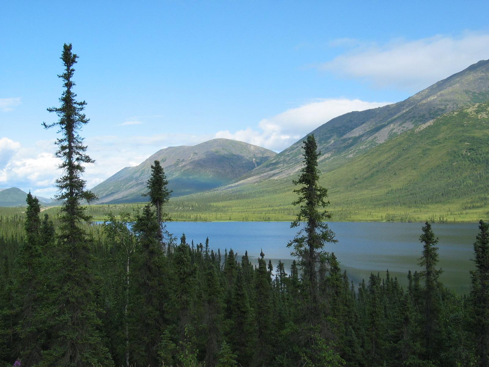 Brooks Mountain Range, AK