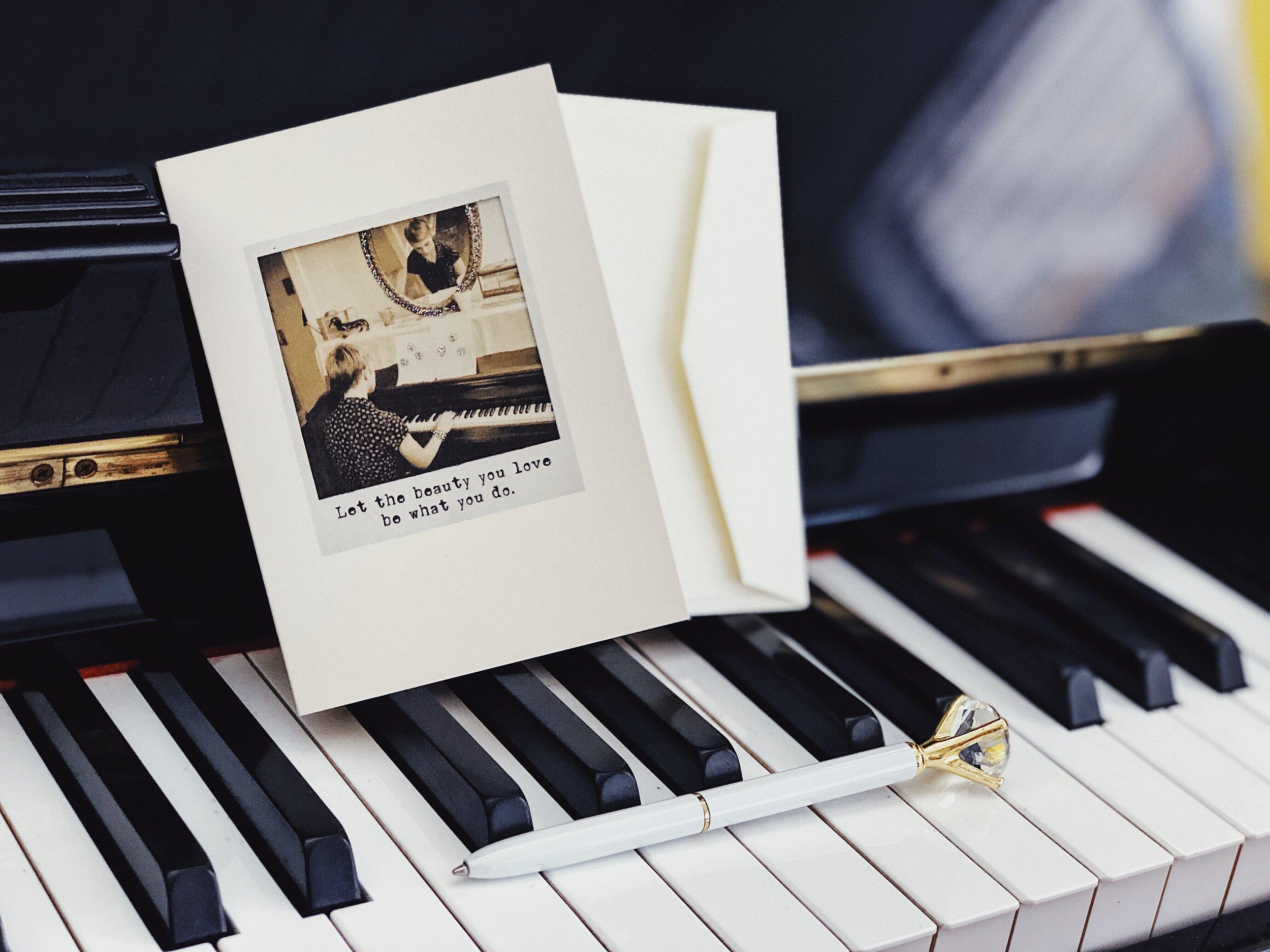 kat-edmonson-sparkle-and-shine-card-set-keyboard-styled.JPG