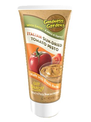 Italian Sun-Dried Tomato Pesto