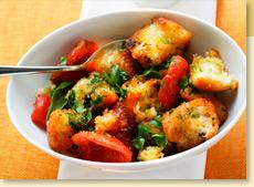 Breaded Chicken with Italian Sun-Dried Tomato Pesto