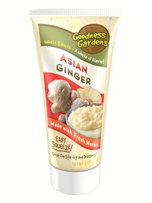 Asian Ginger