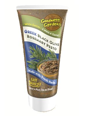 Greek Black Olive Rosemary Pesto