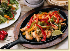 Stir-fry sauteed with All World Garlic