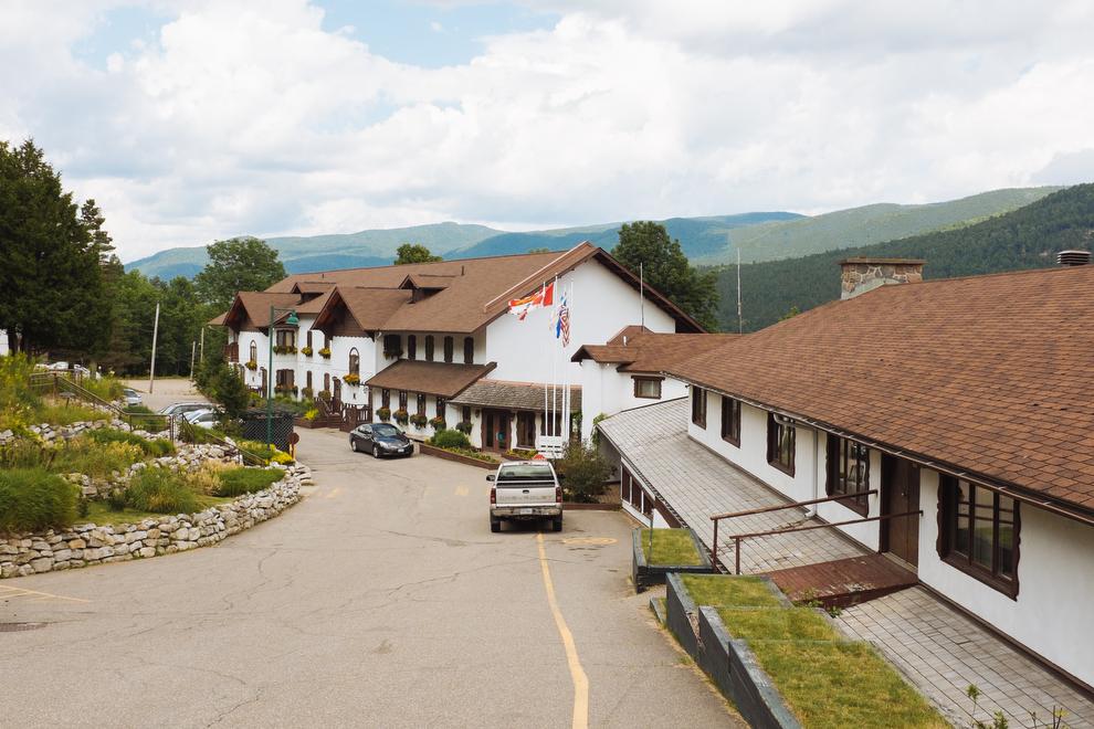 Hotel du Lac Wedding Photos