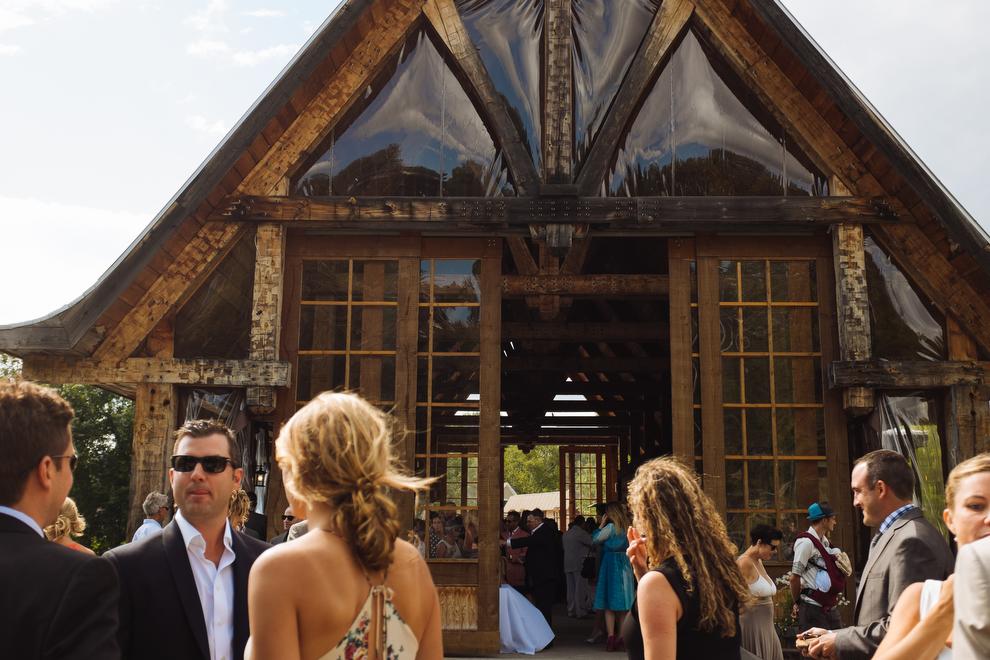 Hotel du Lac wedding photography