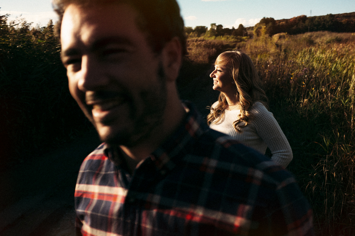 Oka engagement session photos