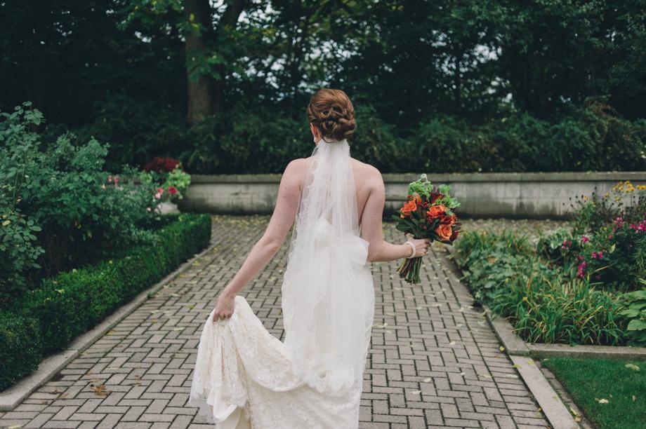 Casa Loma garden moody bridal wedding portrait.jpg