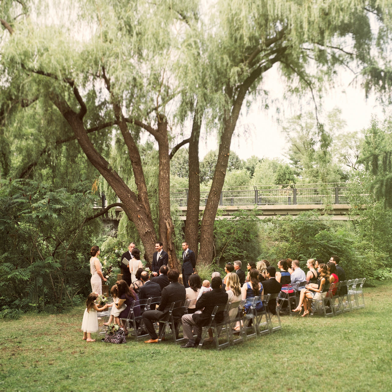 Montreal Wedding photography at Parc Jean-Drapeau