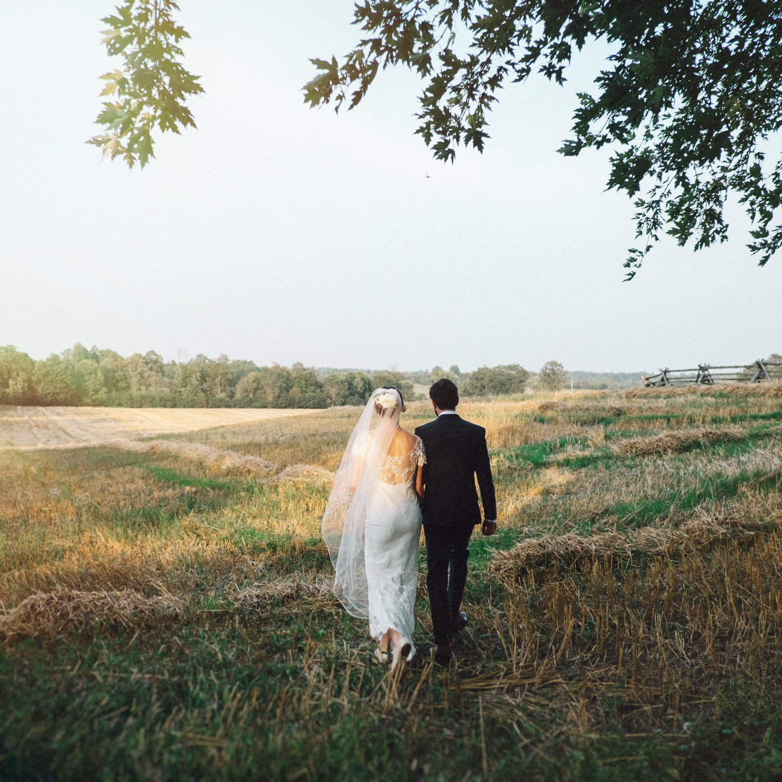 Evermore Wedding Photos
