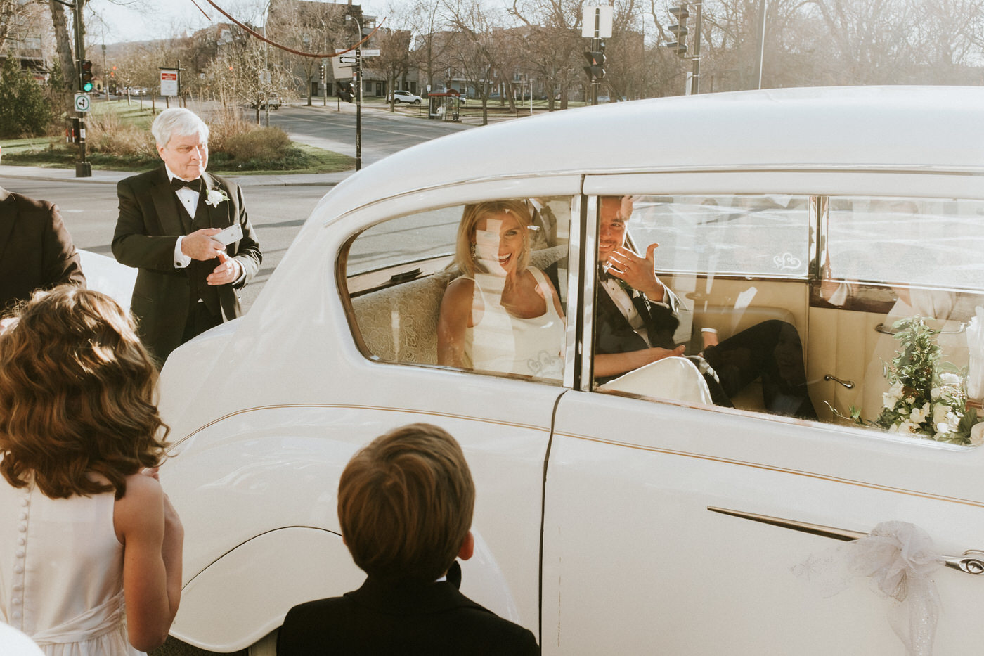 Montreal destination wedding photos