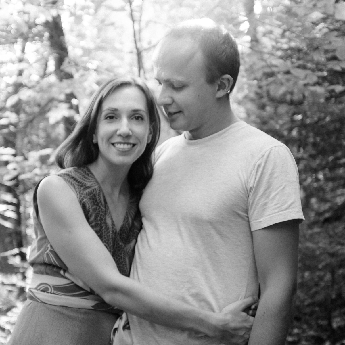 Couple portrait in the woods Montreal.jpg
