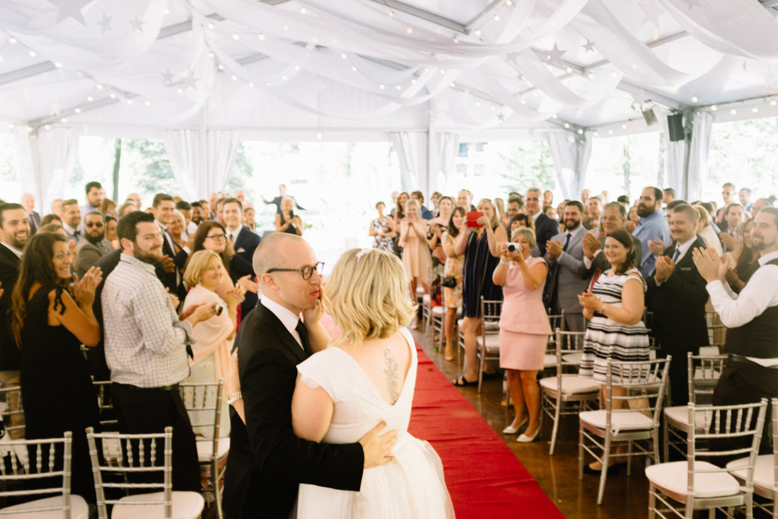 golf le mirage wedding