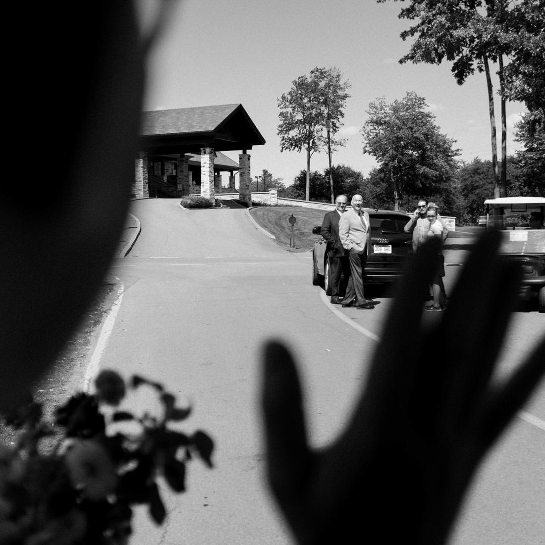 Golf Le Mirage wedding photography