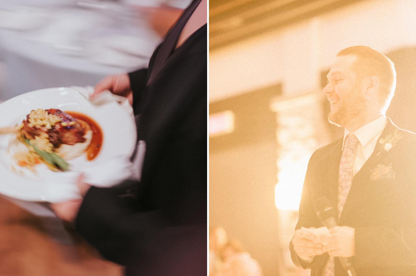 candid canadian wedding photojournalism