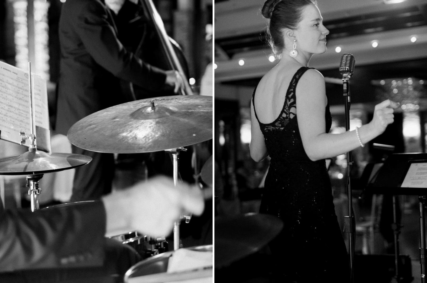 montreal jazz band wedding