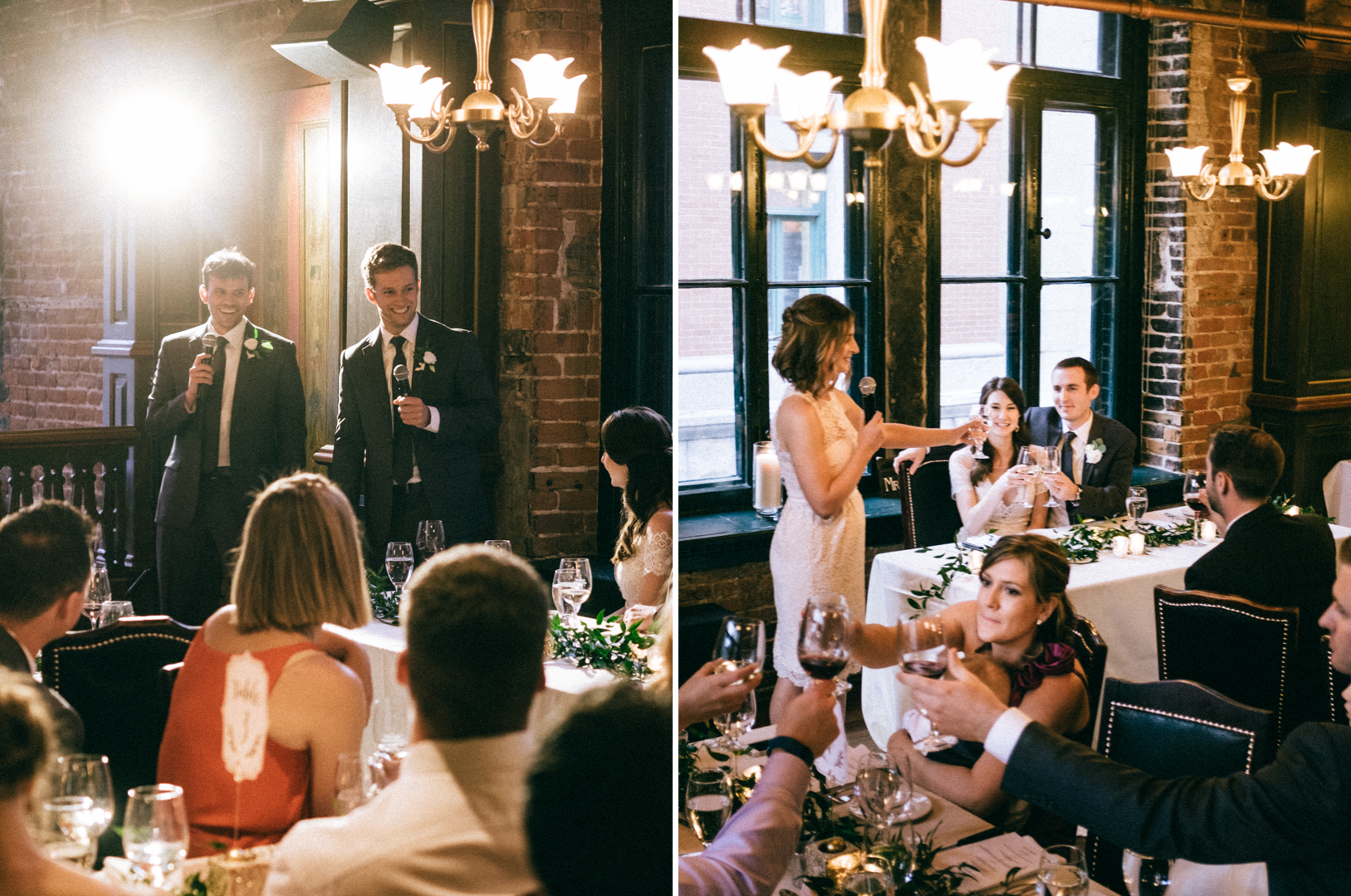 Montreal Vieux-Port Steakhouse wedding speechs.jpg