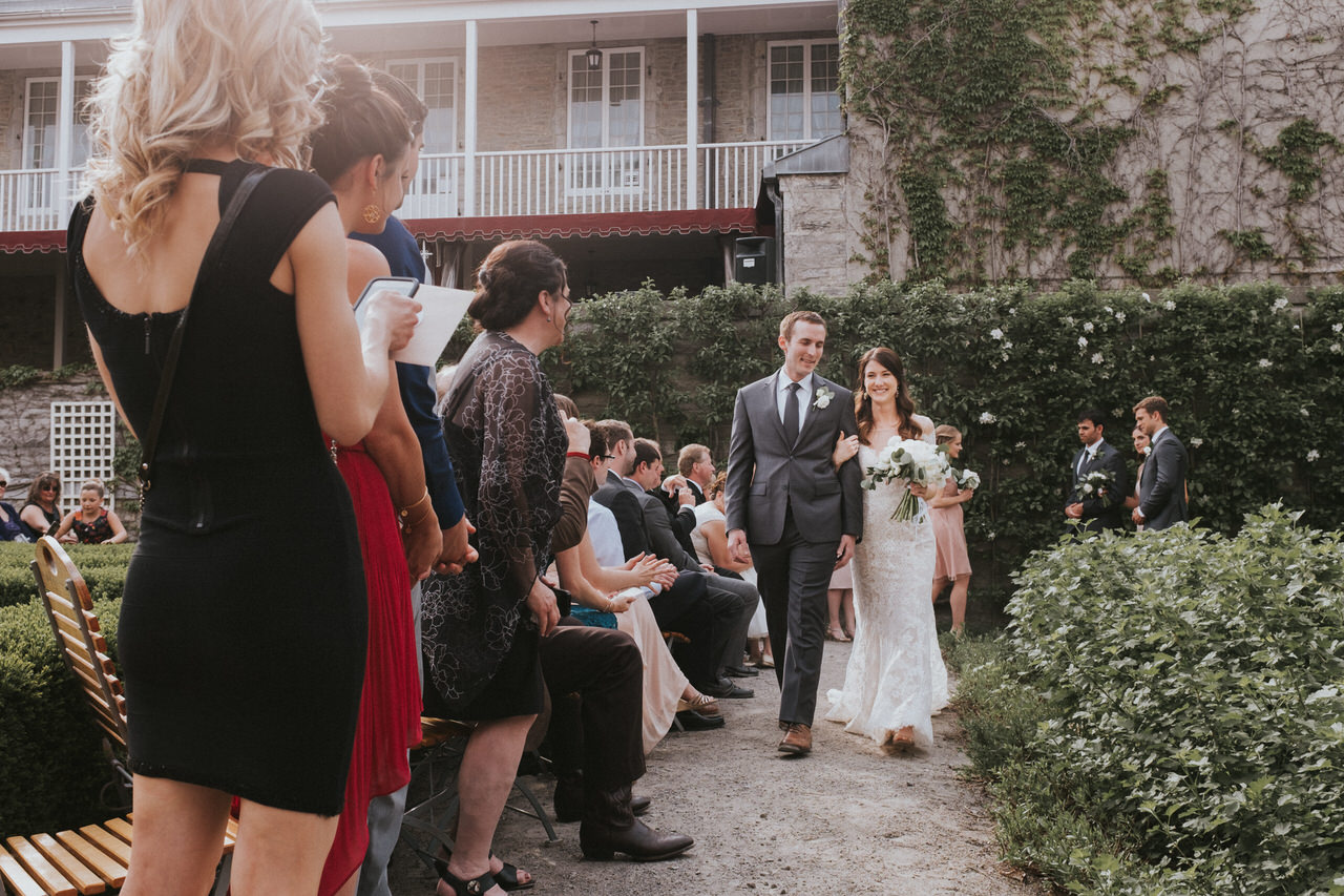 Château Ramezay wedding ceremony exit.jpg
