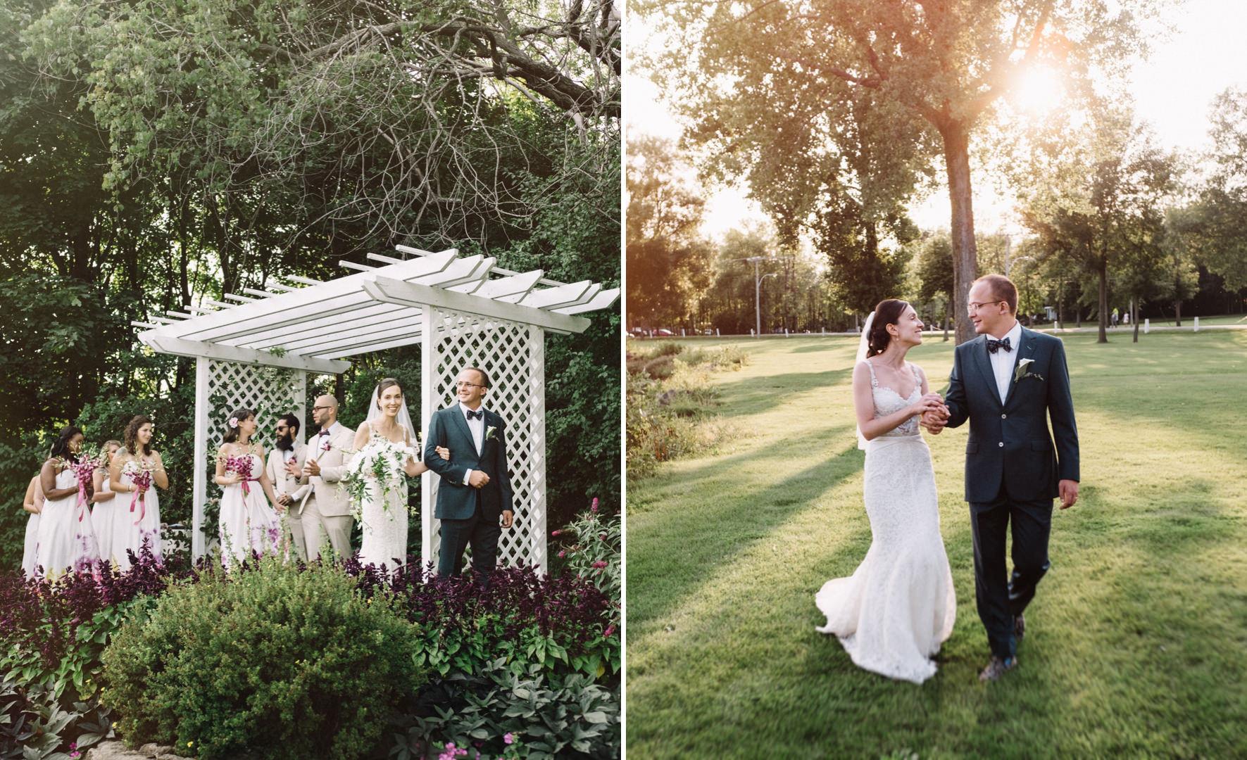 DIY Montreal wedding ceremony at The Fritz Farm.jpg