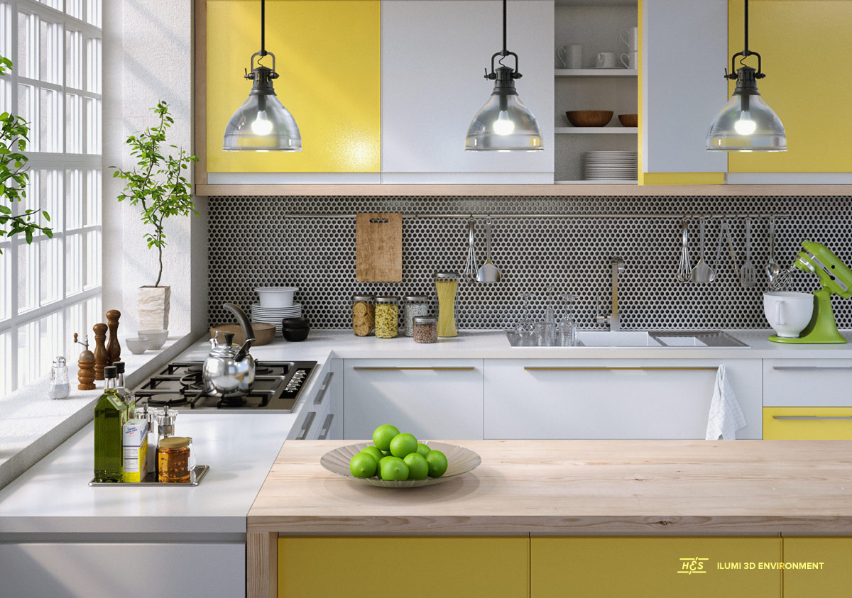 Ilumi Creative Agency - 3D Design 4