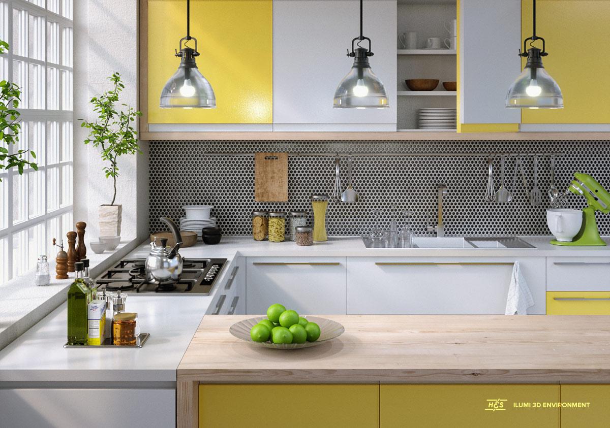 ilumi 3D rendering - Architecture Design 2