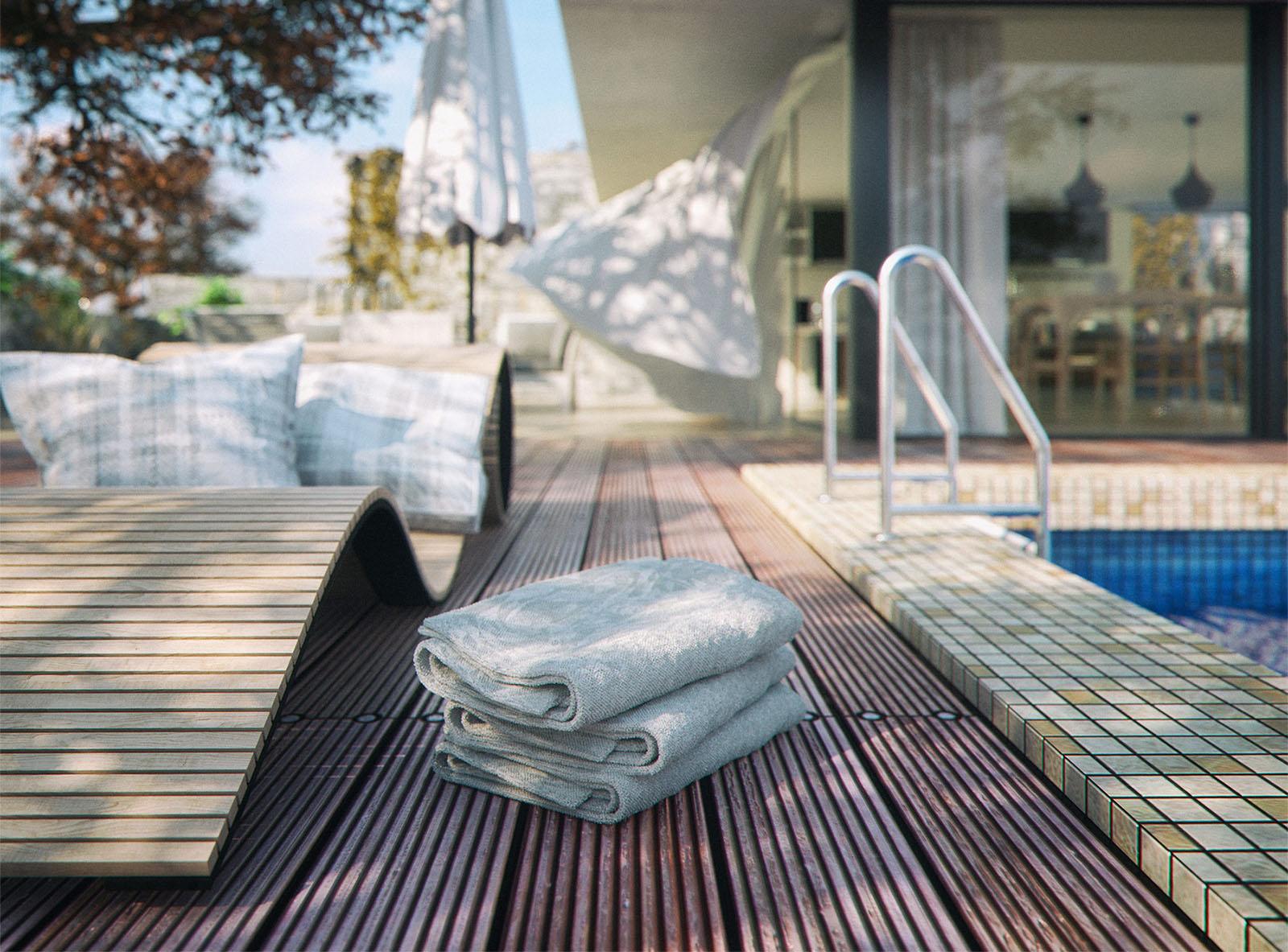 3D render design - exterior architecture 5