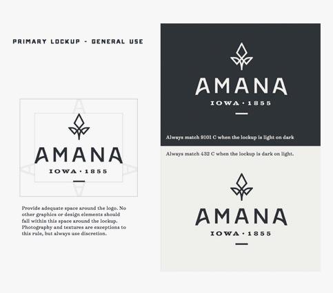 Brand Guidelines - Amana